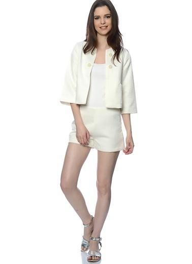 Darling Ceket Beyaz